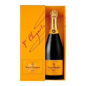 Veuve Clicquot Yellow Label Brut Champagne (NV) with Gift Box 750ml | Veuve Clicquot