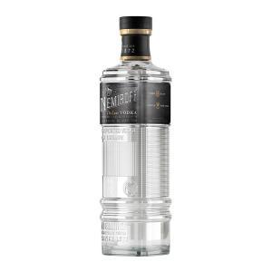 Nemiroff De Luxe  Vodka 700ml   Premium Ukrainian Vodka   Nemiroff