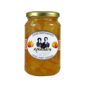 Γλυκό Κουταλιού Περγαμόντο 450g - Αρκαδιανή