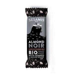 Sesamis Bar Almond Noir BIO 40g - Φ. Choice
