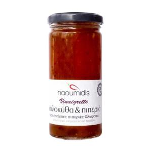 All Peppers Naoumidis Βινεγκρέτ Κολοκύθας - Πιπεριάς BIO 260g - Ναουμίδης