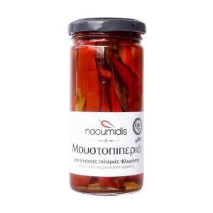 All Peppers Naoumidis Μουστοπιπεριά Stick BIO 260g - Ναουμίδης
