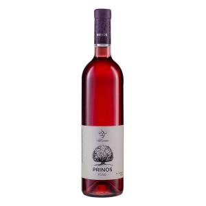 Prinos Rose Wine 750ml - Diamantakis Winery