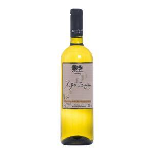 Χείλια Σταφύλια | ΠΓΕ Πλαγιές Κνημίδας Λευκός Ξηρός Ασύρτικο Sauvignon Blanc Μαλαγουζιά (2017) BIO 750ml |Karadimos Family