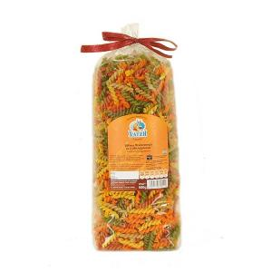 Fussili with 5 Vegetables 500g - Hatzi