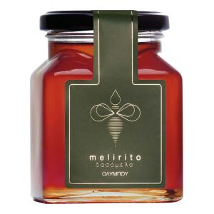 Forest Honey from Mt. Olympus 400g - Melirito