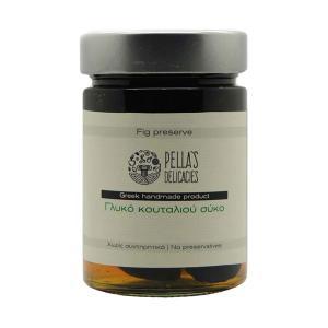 Γλυκό Κουταλιού Σύκο 440g - Pella's Delicacies