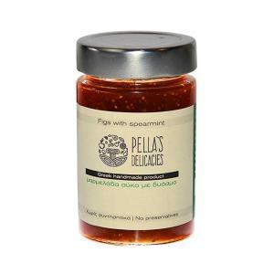 Fig Jam with Spearmint 230g - Pella's Delicacies