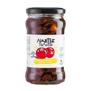 Sun-dried Tomatoes in Sunflower Oil 280g - Geothermiki Hellas
