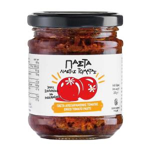 Sun-dried Tomato Paste 200g - Geothermiki Hellas
