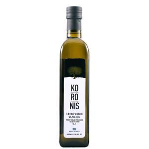 Koronis | Εξαιρετικό Παρθένο Ελαιόλαδο Κορωνέικη Ψυχρής Έκθλιψης 500ml | Olymp