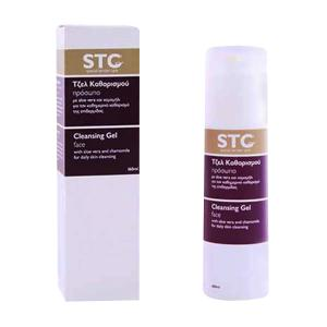 Face Cleansing Gel 160ml - STC
