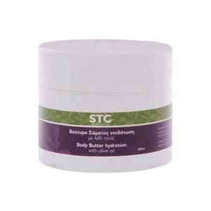 Body Butter Hydration with Olive Oil 200ml - STC