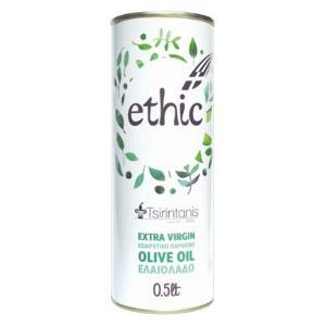 Ethic Εξαιρετικό Παρθένο Ελαιόλαδο 500ml - Τσιριντάνης