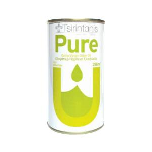 Pure Εξαιρετικό Παρθένο Ελαιόλαδο 250ml - Τσιριντάνης
