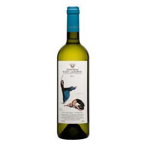 Chateau Lazaridi | ΠΓΕ Δράμα Λευκός Ξηρός Sauvignon Blanc Μοσχάτο Αλεξανδρείας Ugni Blanc (2017) 750ml | Nico Lazaridi