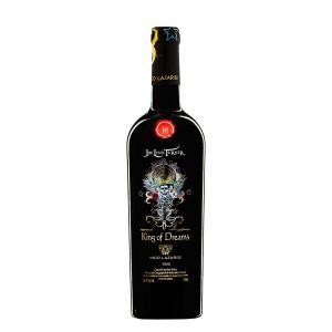 King of Dreams | ΠΓΕ Δραμα Ερυθρός Ξηρός Cabernet Sauvignon Merlot Cabernet Franc (2008) Παλαιωμένος 750ml | Nico Lazaridi