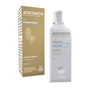 Δόκιμον Conditioner Nettle & Rosemary 300ml-Holy Monast. of Vatopaidi Mt. Athos