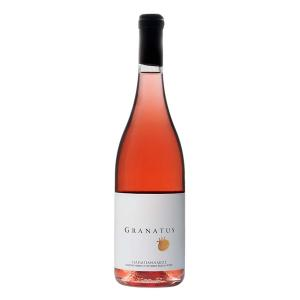 Granatus Rose Wine 750ml - Papagiannakos Domaine