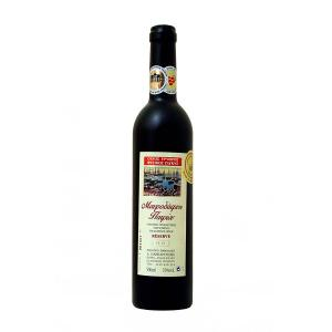 Mavrodaphne of Patras Reserve Sweet Red Wine 500ml - Parparoussis Winery