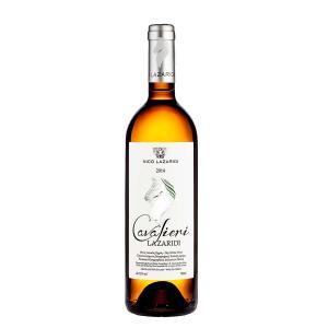 Cavalieri | ΠΓΕ Δράμα Λευκός Ξηρός Sauvignon Blanc Ugni Blanc Ασύρτικο (2017) 750ml | Nico Lazaridi