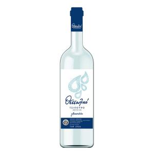 "Thessalian Tsipouro with Anise 700ml-Agricult. Wine Co-op N. Agchialos ""Dimitra"""