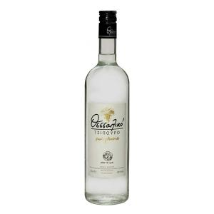 "Thessalian Tsipouro without Anise 700ml-Agric. Wine Co-op N. Agchialos ""Dimitra"""