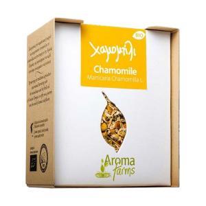 Τσάι Χαμομήλι ΒΙΟ 20g | Aroma Farms