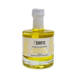 Olive Oil with White Truffle Aroma 100ml - Manitaria Dirfis