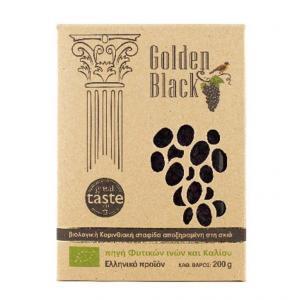 Golden Black Κορινθιακή Σταφίδα Σκιάς BIO 200g - Golden Black