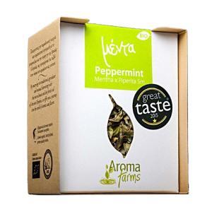 Τσάι Μέντα ΒΙΟ 10g | Aroma Farms