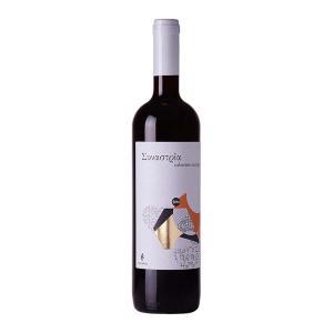 Συναστρία | ΠΓΕ Πελοπόννησος Ερυθρός Ξηρός Cabernet Sauvignon (2015) 750ml | Αμπελώνες Ζαχαριά