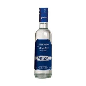Tsipouro from Tyrnavos with Anise 200ml - Vrissa Distillery