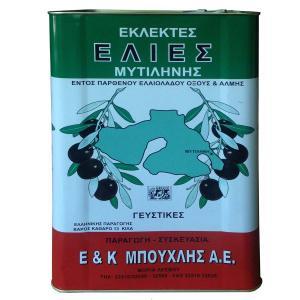 Ελιές Δοχείο Νο5 13kg - ΛΕΒΑ