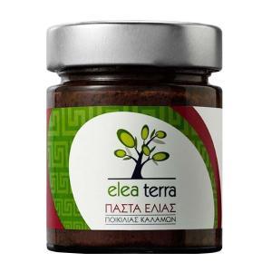 Elea Terra Πάστα Ελιάς 140g - Symphonia