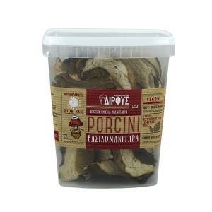 Dried Porcini Mushrooms 80g - Manitaria Dirfis