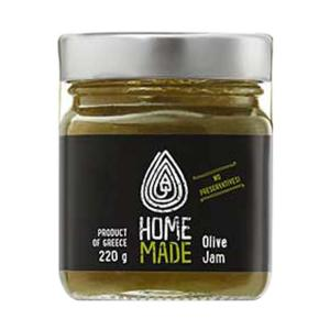 HOMEMADE Olive Jam 200g - HOME by Nature