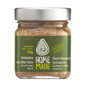 HOMEMADE Green Olive Paste 170g - HOME by Nature