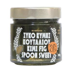 Γλυκό Κουταλιού Σύκο Κύμης με Αμύγδαλο 350g - Kumilio