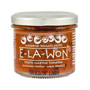 E-LA-WON Sundried Tomato Pesto 100g - Olive E-LA-WON