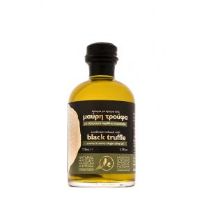 Condiment with EVOO & Black Truffle 110ml - Natural History