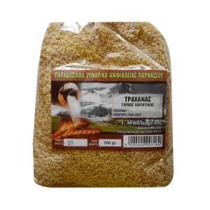 Τραχανάς Γλυκός Χωριάτικος 500g - Παραδοσιακά Ζυμαρικά Αμφίκλειας