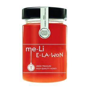 me-Li | Μέλι Ανθέων Πορτοκαλιάς Φυσικό Ελληνικό 280g | E-LA-WON