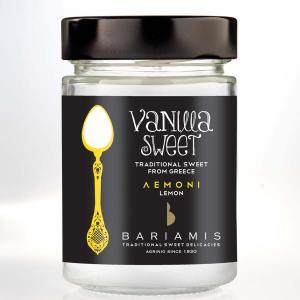 Vanilla Sweet Λεμόνι 400g - Bariamis