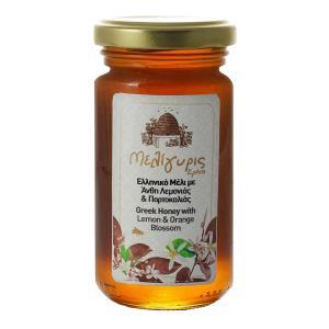 Μέλι Λεμονιάς & Πορτοκαλιάς 270g - Μελίγυρις