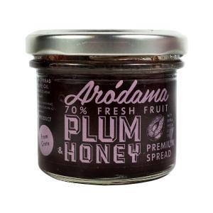 Πατέ Δαμάσκηνο με Μέλι 120g - Arodama