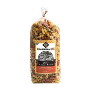 Βίδες Ντομάτα Σπανάκι 500g - Η Ανδρίτσαινα