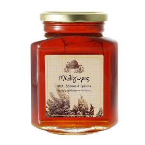 Woodland Honey with Heather 800g - Meligyris