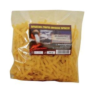 Χυλοπίτες 500g - Παραδοσιακά Ζυμαρικά Αμφίκλειας
