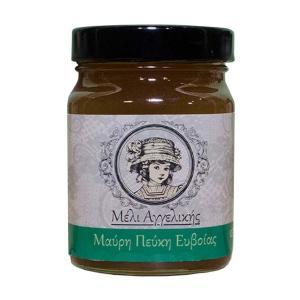 Μέλι Μαύρης Πεύκης Ευβοίας 450g - Μέλι Αγγελικής